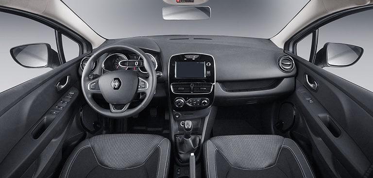 Renault Clio IV Authentique 1.2 MT (Rojo Intenso) - Galería interior - imágen 0