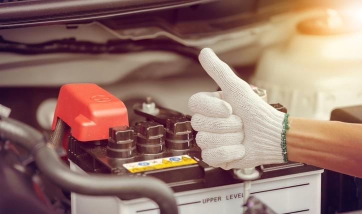 Cómo sé qué batería usa mi auto