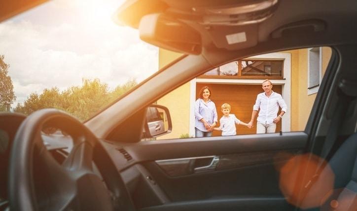 Cómo proteger del sol el auto