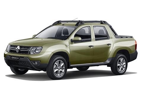 Renault Oroch Zen NAV 1.6 L