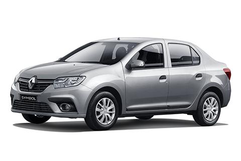 Renault Symbol ZEN NAV 1.6 MT