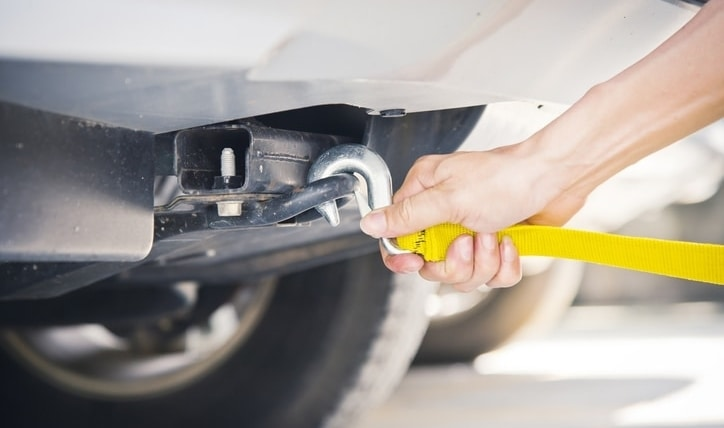 ¿Es posible remolcar un auto automático?
