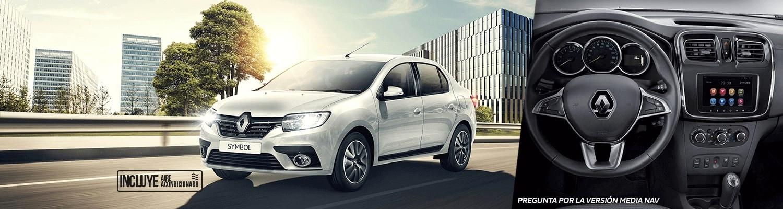Renault Symbol Intens tech 1.6 mt glp
