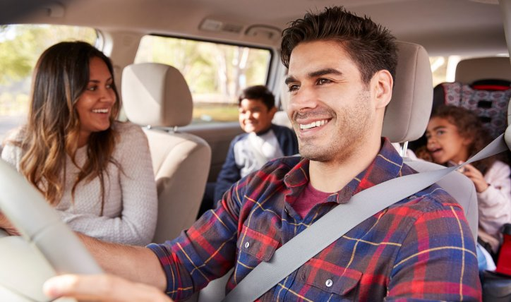 5 características de los autos para familias numerosas