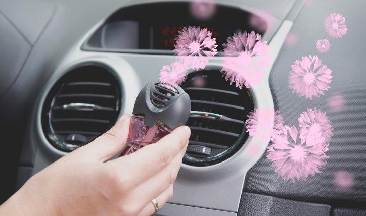 Cómo darle olor a nuevo al auto