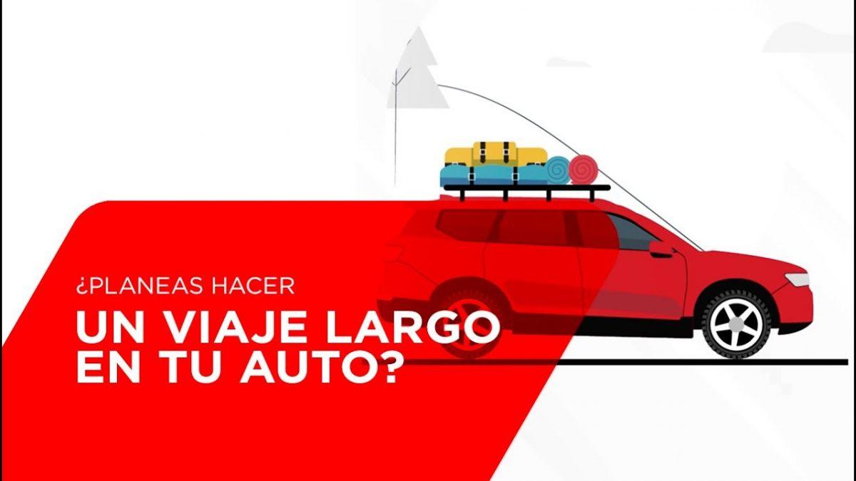 ¿Planeas viajar en auto? Revisa estos 5 tips