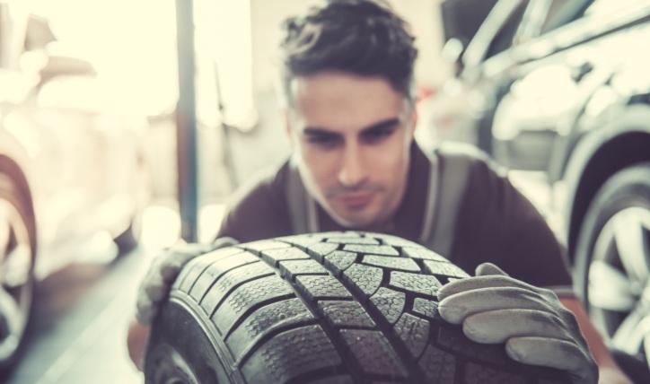¿Qué significan los números en los neumáticos?