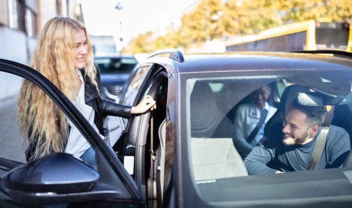 Carpool: conoce la tendencia de compartir auto