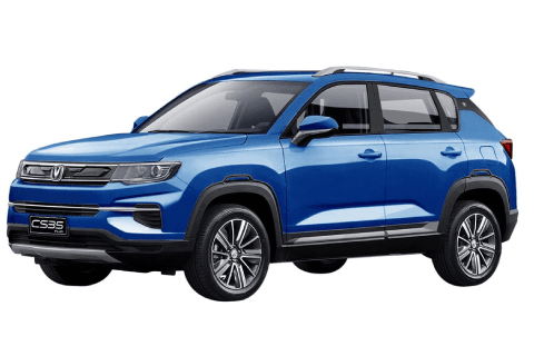 New Changan CS35 Plus - Changan Chile