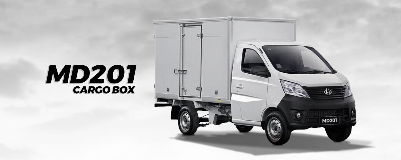 MD201 Cargo Box