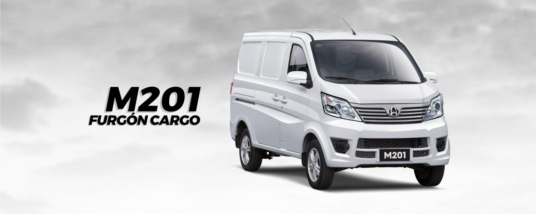 M201 Furgon Cargo