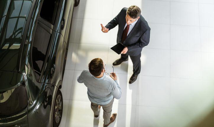 ¿Qué autos se pueden comprar con factura empresa?