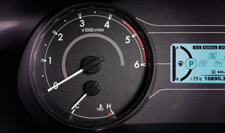 ¿Qué son las revoluciones por minuto de un motor?