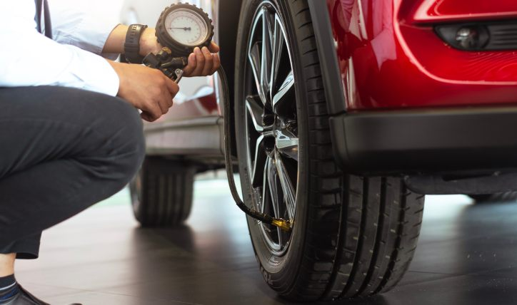 ¿Qué significa PSI en los neumáticos?