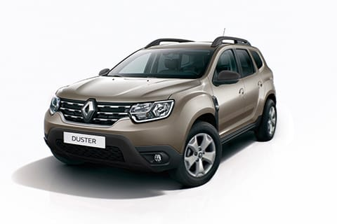 Renault All New Duster LIFE 1.6L 5MT 4X2