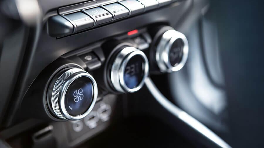 Renault Arkana Aire Acondicionado o climatización automática