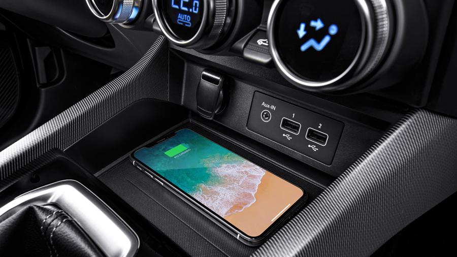 Renault Arkana Cargador inalámbrico para Smartphones