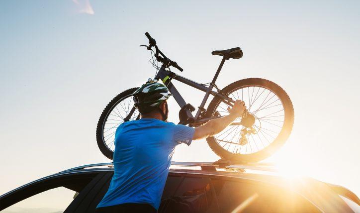 Porta bicicleta para auto: opciones y diferencias