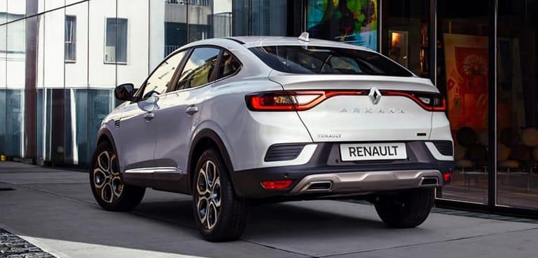 Renault All New Duster, Focos de sello original