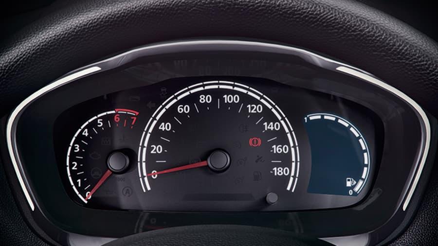 Renault Kwid Funcionalidad al conducir