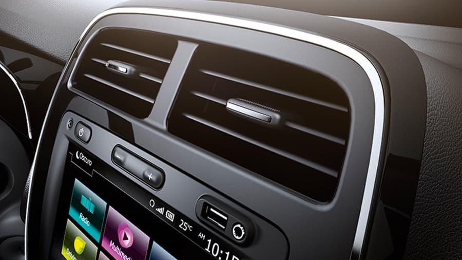 Renault Kwid Cuenta con Aire Acondicionado