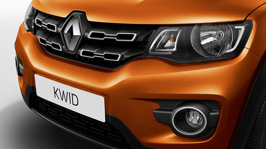 Renault Kwid Incluye Neblineros