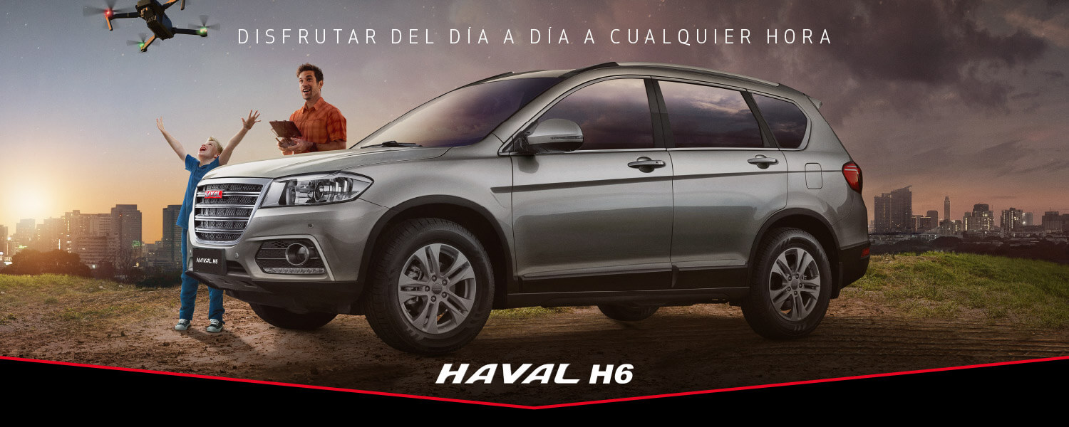 Haval H6 4x2 Active MT