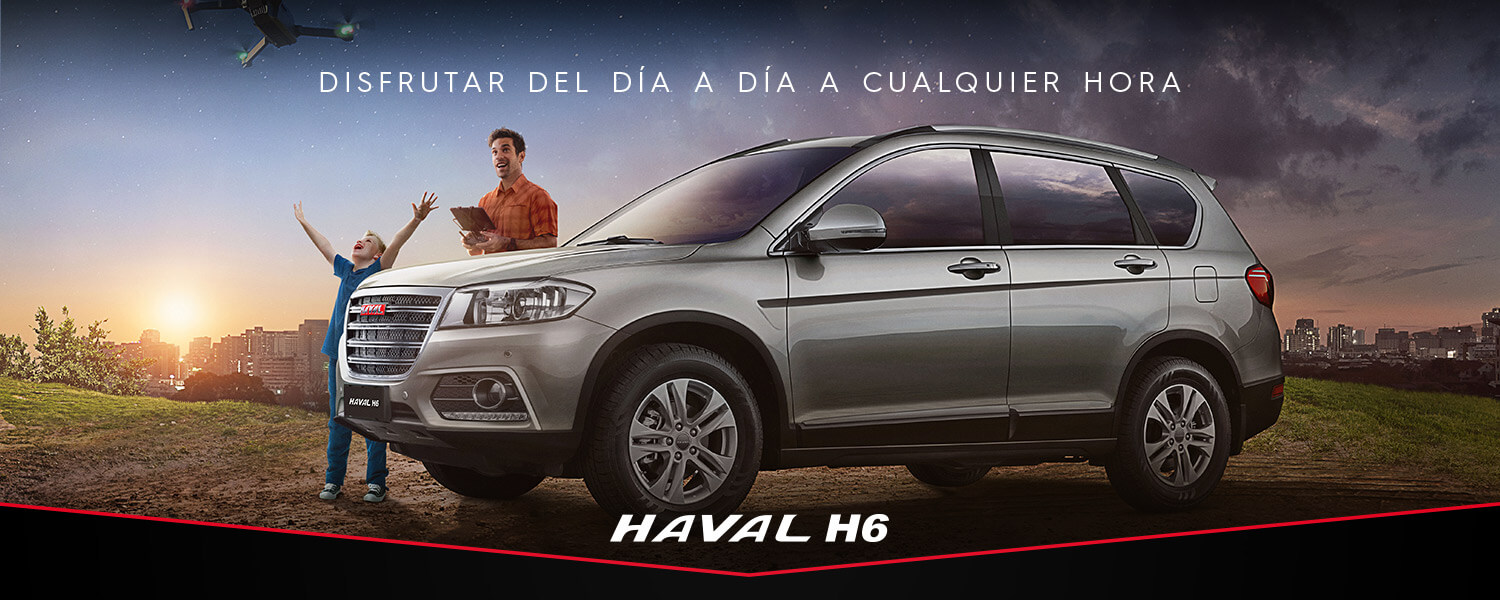 Haval H6 1.5 4x2 Active AT