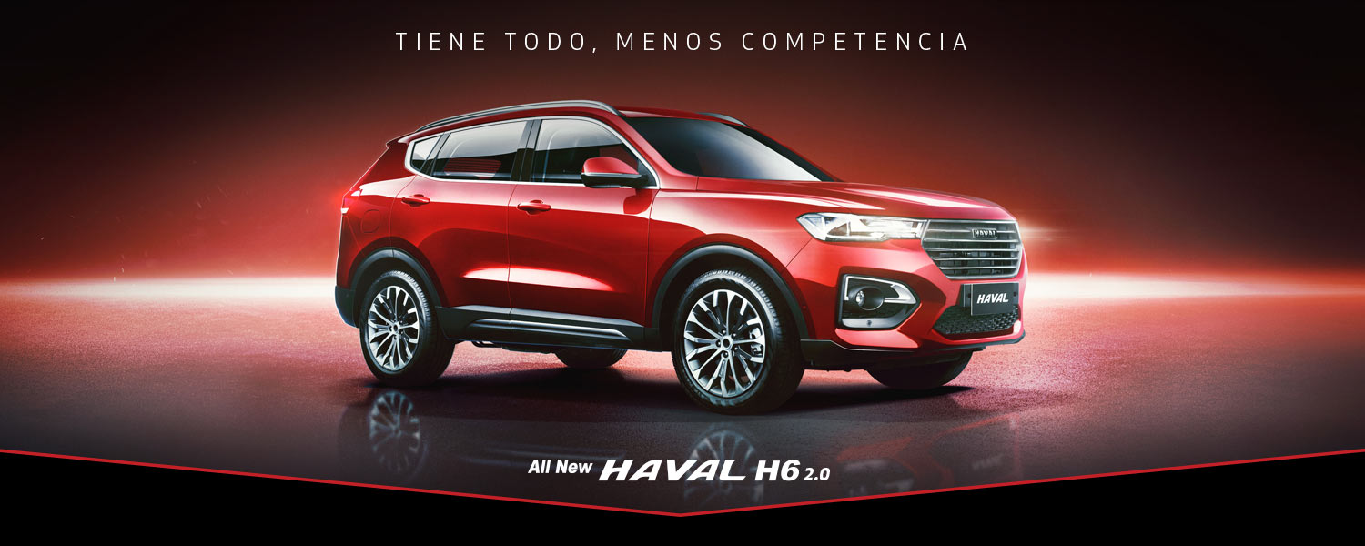 Haval All New Haval H6 2.0 4x2 Deluxe AT
