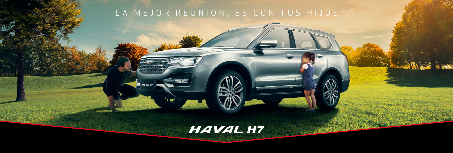 Haval H7 4X2 Active 2.0T AT