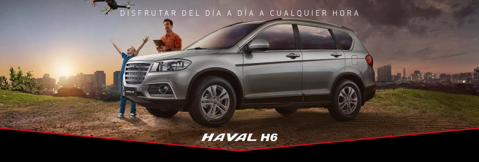 Haval H6 1.5 4x2 Active MT