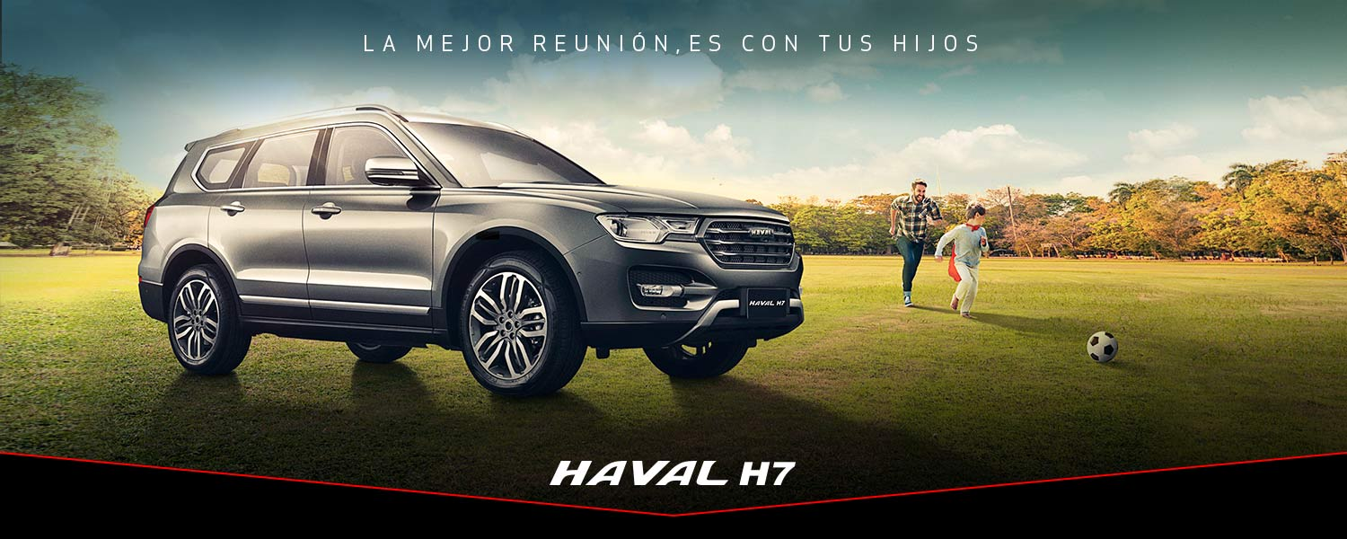 Haval H7 4X2 Deluxe 2.0T AT