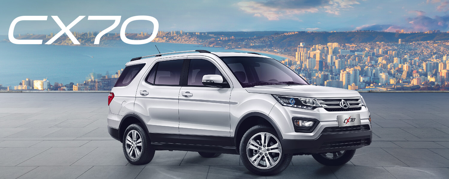 Changan CX70 Luxury Connect