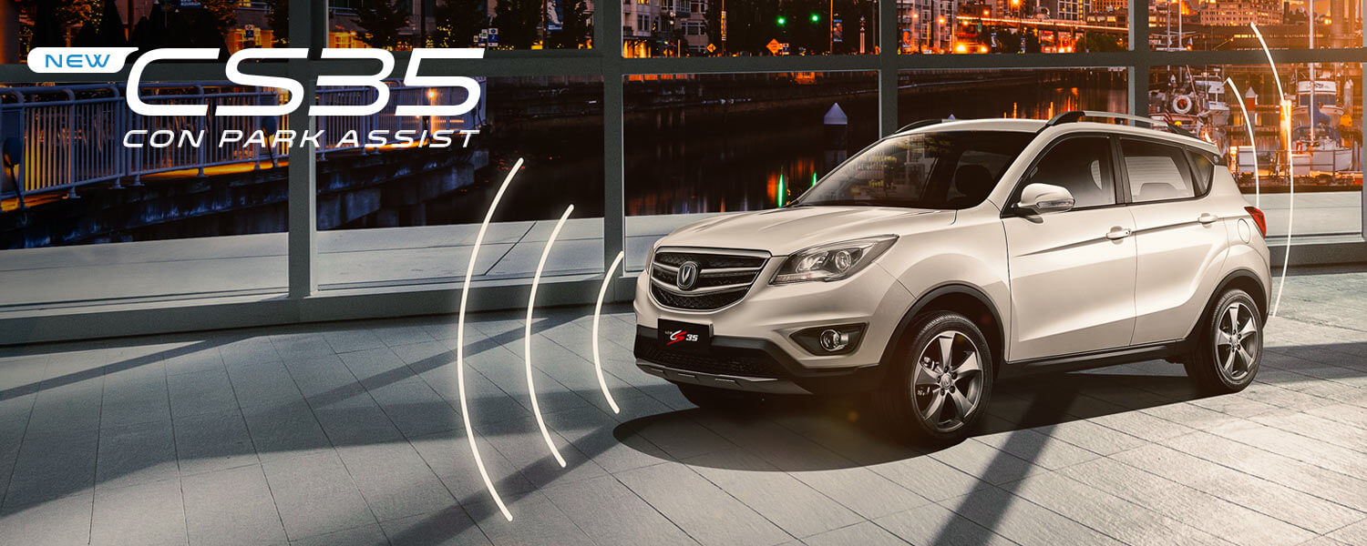 Changan New CS35 Elite AT