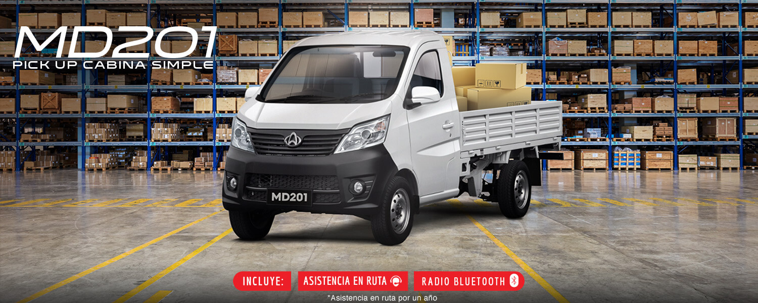 Changan MD201 Pick Up Con Aire Con Dirección