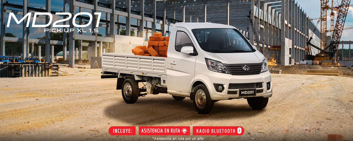 Changan MD201 Pick up XL 1.5 Con Aire Con Dirección