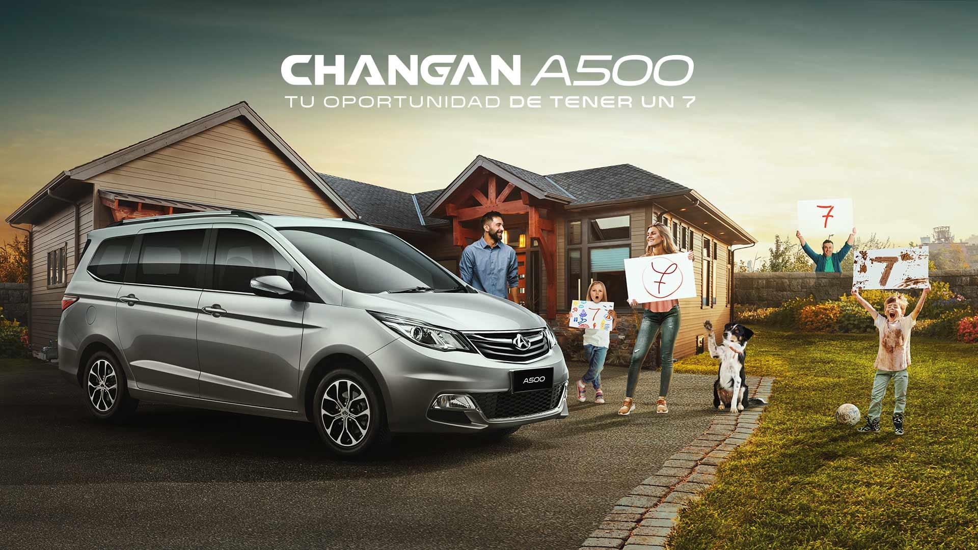 Changan A500 Comfort MT