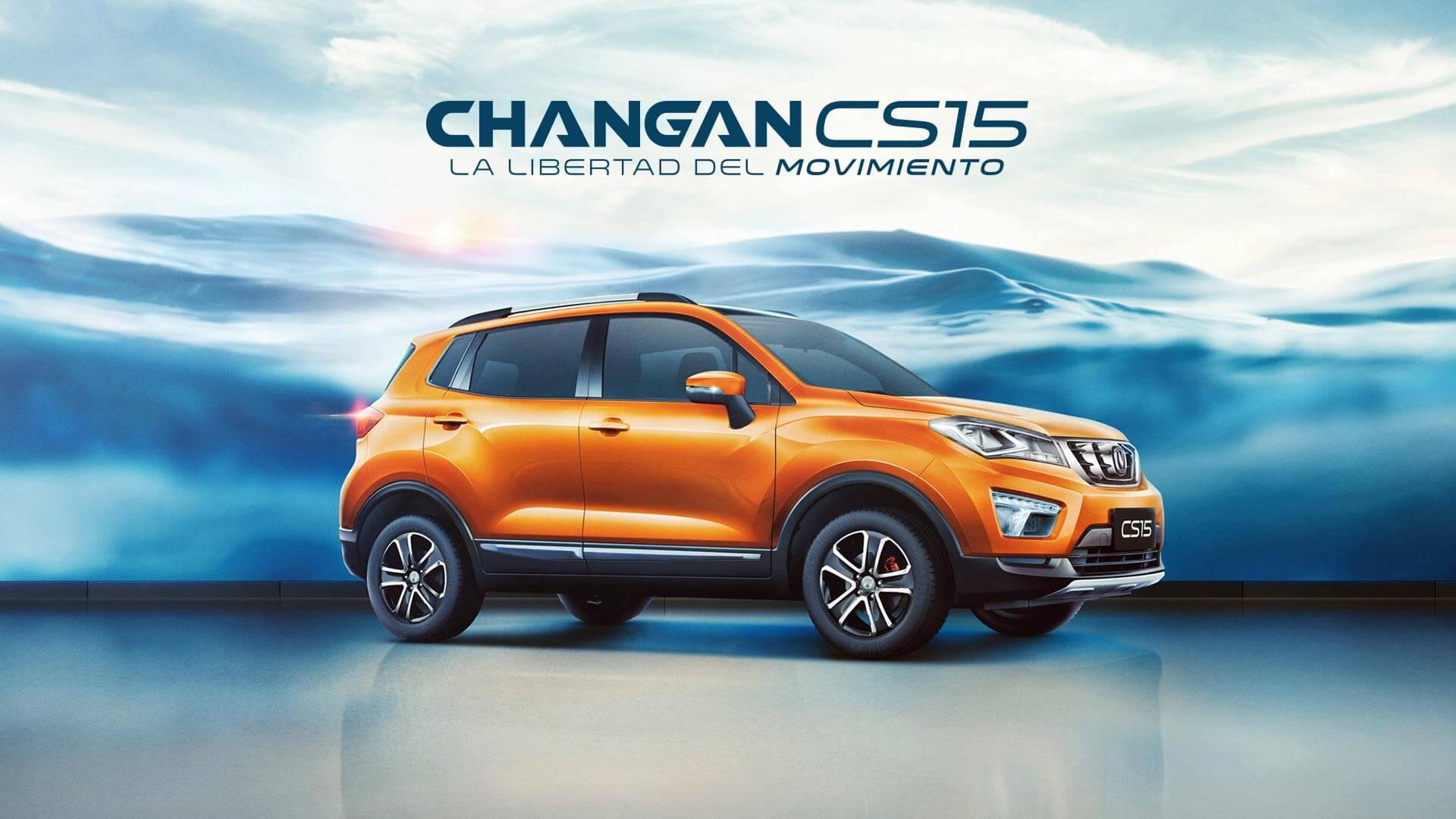 Changan CS15 Comfort