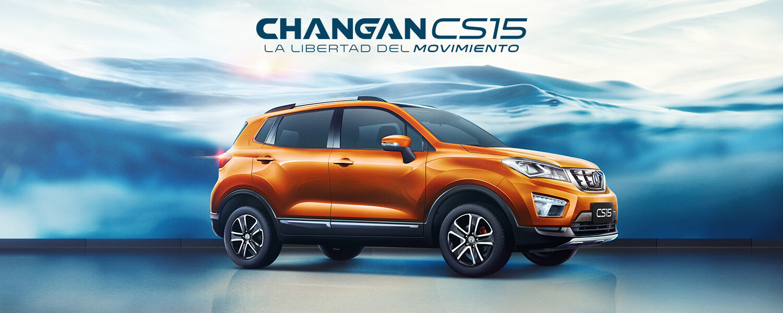 Changan CS15 Luxury Plus