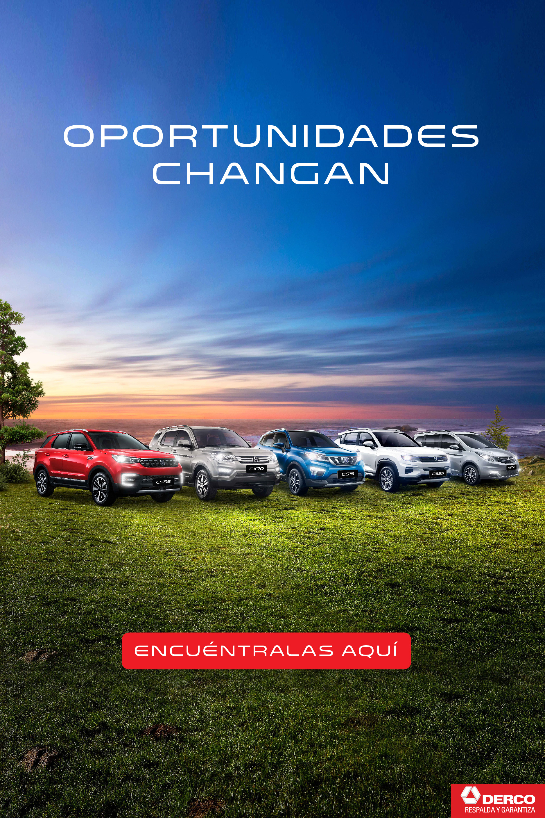 banners Changan Mobile