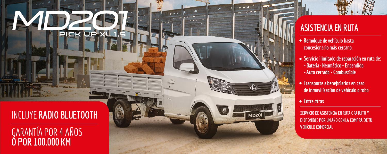 Changan MD201 Pick up XL 1.5 Con Aire Con Dirección - Galería interior - imágen 0