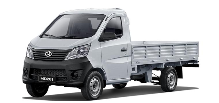 Changan CS55 MD201 Pick-up XL Plata