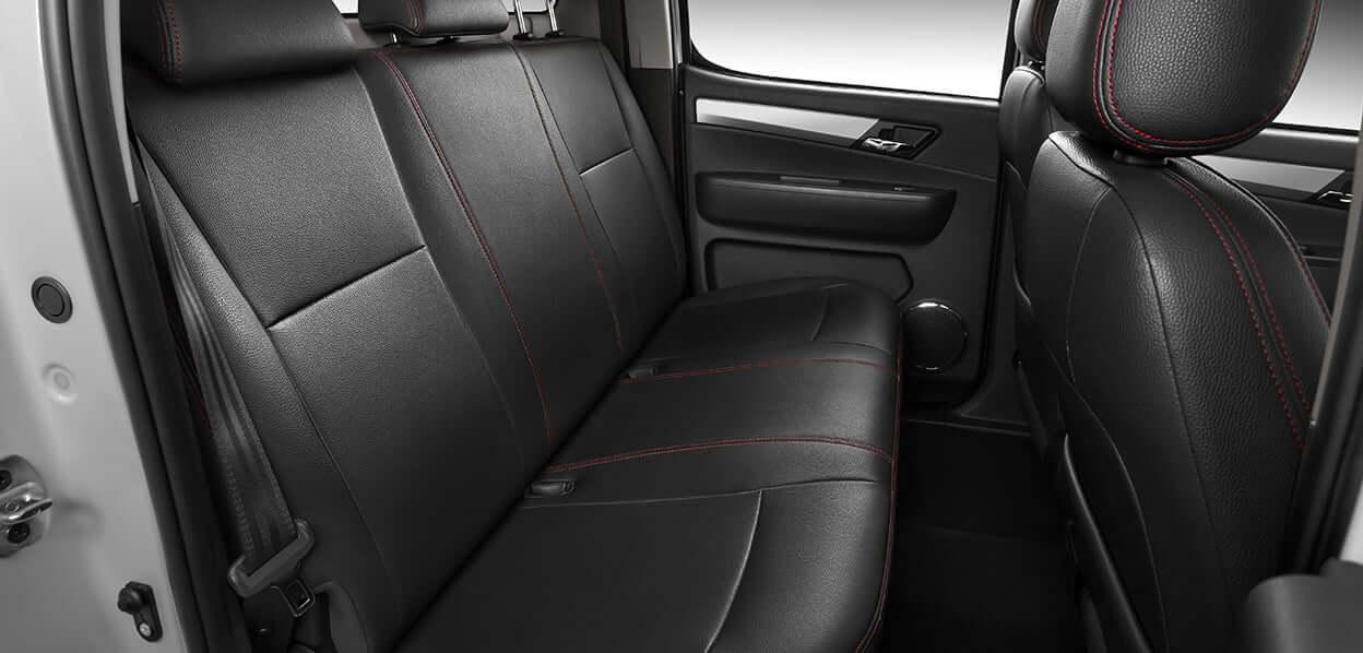 JAC T6 Bencina 4x2 Comfort - Galería interior - imágen 4