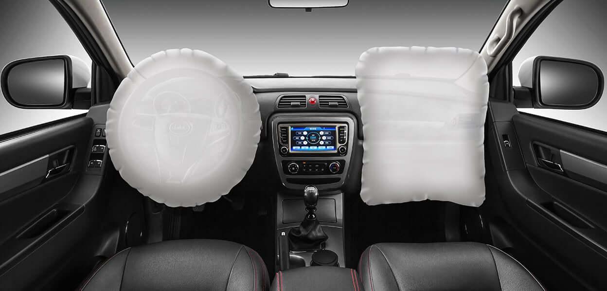 JAC T6 Bencina 4x2 Comfort - Galería interior - imágen 3