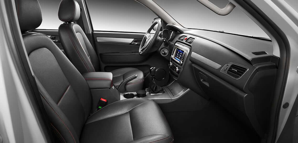JAC T6 Bencina 4x2 Comfort - Galería interior - imágen 2