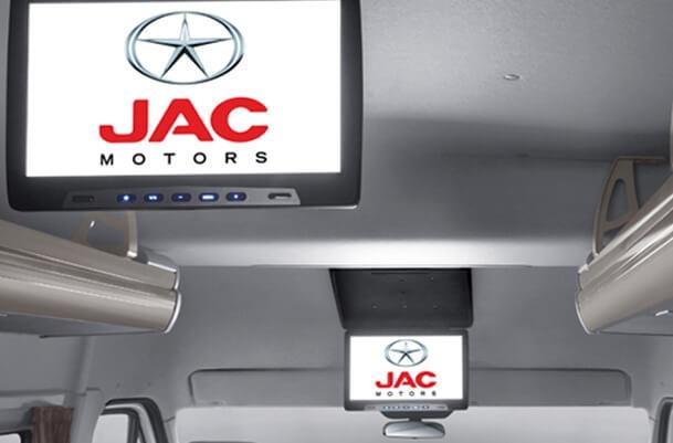 JAC Sunray Pasajeros 11+1 Green Jet Limited - Galería destacados 0
