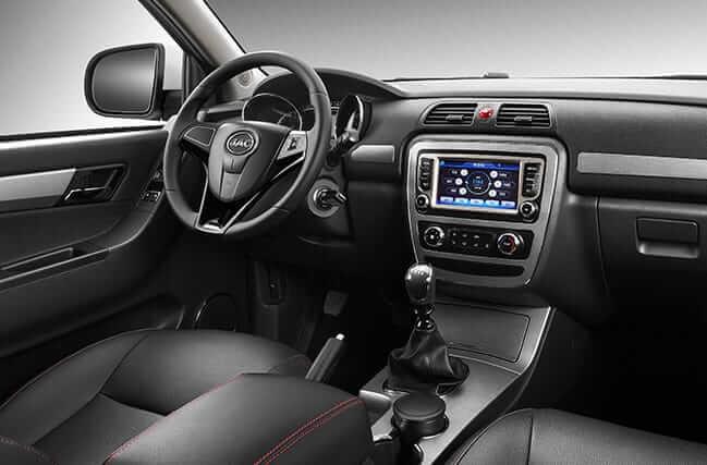 JAC T6 Diesel 4x4 Luxury - Galería destacados 0