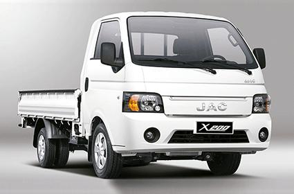 JAC X200 Chasis Luxury - Galería destacados 0