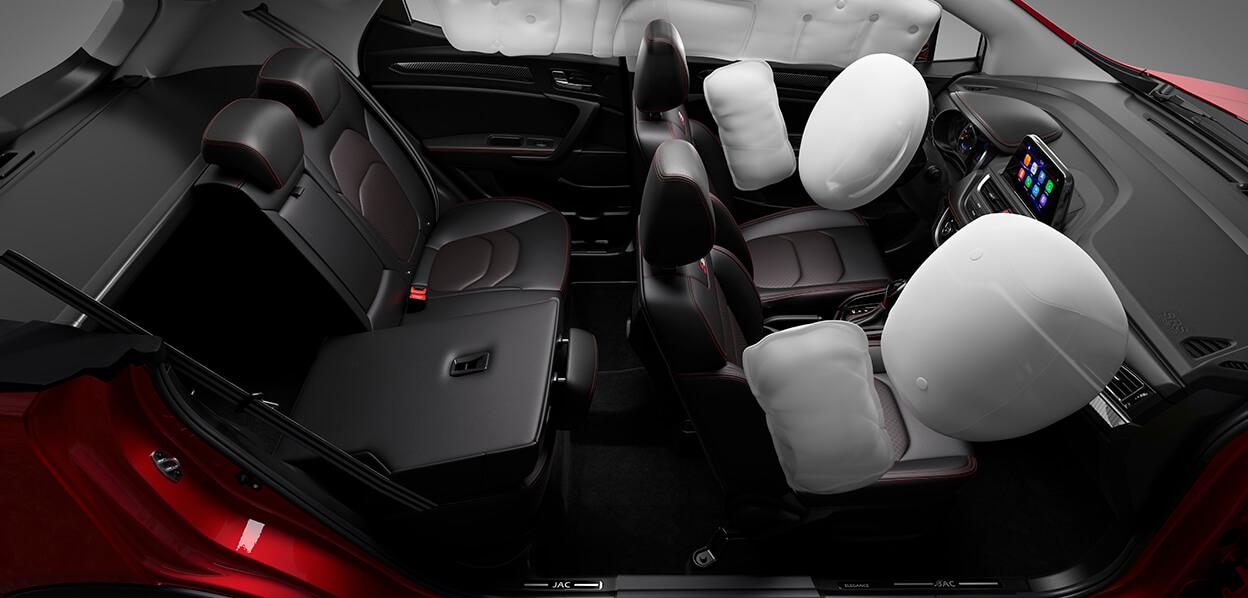 JAC Grand S3 1.6 Comfort - Galería interior - imágen 1
