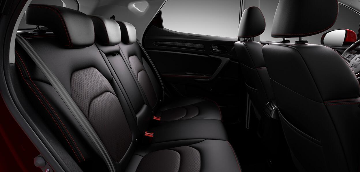 JAC Grand S3 1.6 Comfort - Galería interior - imágen 2